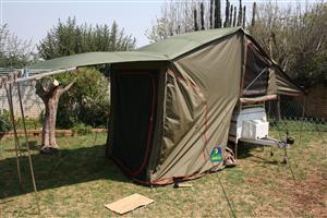 Venter Savuti Camping Trailer