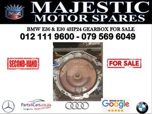 Bmw E36 E30 4hp24 gearbox for sale