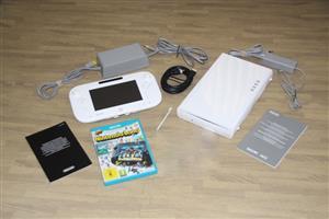 Nintendo Wii U white console