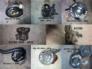 Kia power steering pumps for sale.