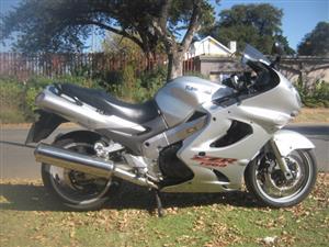 2003 Kawasaki ZZR