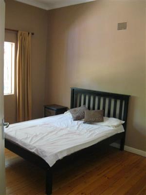 Furnished en-suite rooms