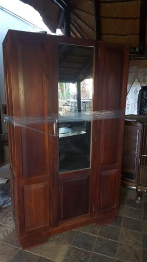 Stunning vintage cabinet