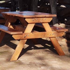 Picnic table easy assemble