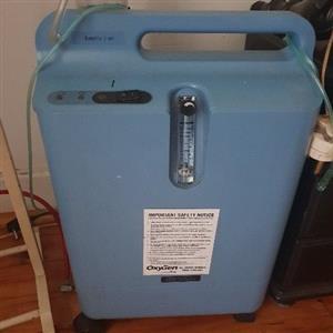 EverFlo OPI oxygenator