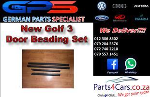 New VW Golf 3 Door Beading set for Sale