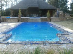 Pool Safety Nets & Covers Winter Specials