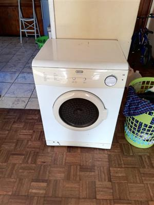 Defy tumble dryer for sale.