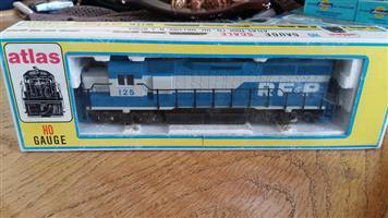 RFP 125 model train for sale