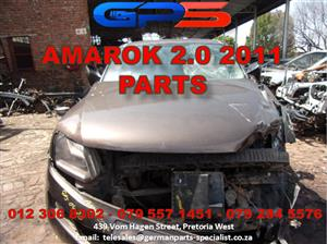 VW Amarok 2.0 2011 Replacement Parts for Sale