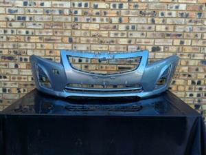 Chevrolet Cruze Front Bumper FACELIFT