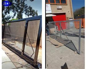 security driveway gates Pretoria Tshwane