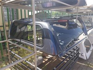 Ford Ranger Dc canopy
