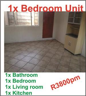 1x Bedroom unit Mayville