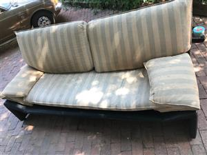 2 X COUCHES FOR SALE