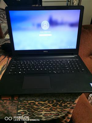 Dell i5 7th gen 1tb laptop