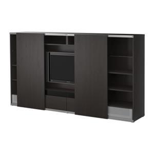 Ikea BESTÅ/INREDA TV storage with sliding doors