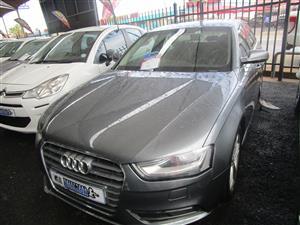 2013 Audi A4 1.8T Avant