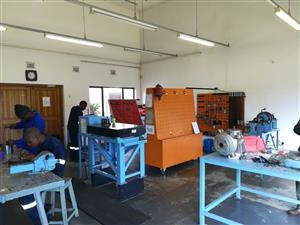 Open day - Atholl Munday Training Centre