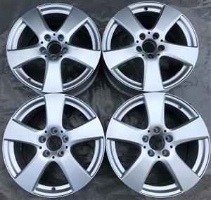 Mercedes Benz C180 17 Inch Mags