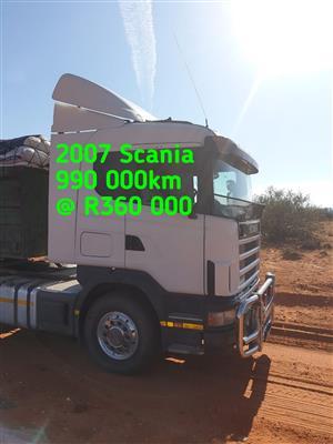 2007 Scania