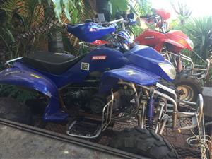 quad bikes for sale
