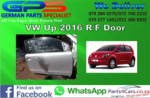 VW Up 2016 R/F Door for Sale
