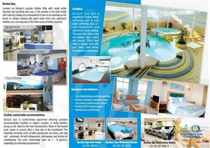 Durban Spa Timeshares to let - self catering accommodation
