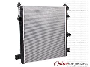 Chrysler Voyager Grand Voyager 2.8 CRD ENS 07-15 Automatic Radiator