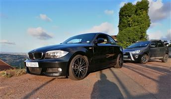 2011 BMW 1 Series 125i coupe M Sport