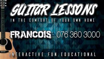 Educational Guitar Lessons