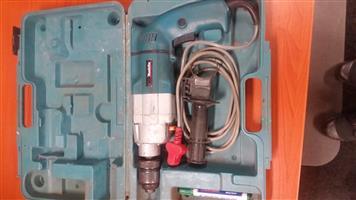 Makita steel drill