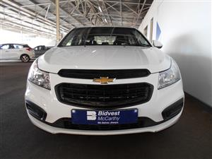 2017 Chevrolet Cruze sedan 1.6 LS