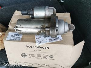 2014 Polo GTi starter. In Good condition. Never been opened before