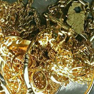 Gold, Diamond & Scrab Gold buyers
