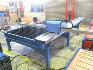 P-1325 MetalWise Lite CNC Plasma/Flame Cutting Machine 1300x2500mm, Stepper Motor, Flame