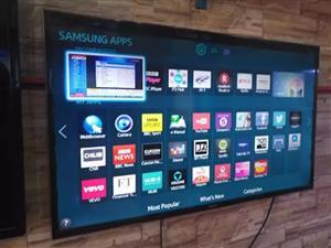 40 inch Samsung smart tv for sale