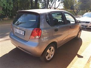 2007 Chevrolet Aveo hatch 1.6 LS