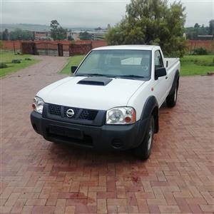 2012 Nissan NP300 Hardbody 2.5TDi (aircon)