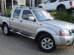 2007 Nissan Hardbody 3.0 16V TD double cab 4x4 SEL