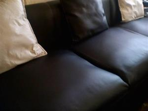 Its a three seatear couch