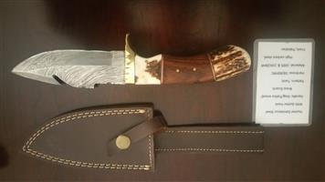Damaskus knifes