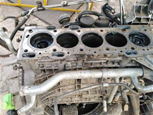 Volvo D5 subassembly
