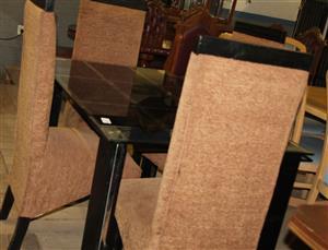 5 piece dining room suite S030558B #Rosettenvillepawnshop