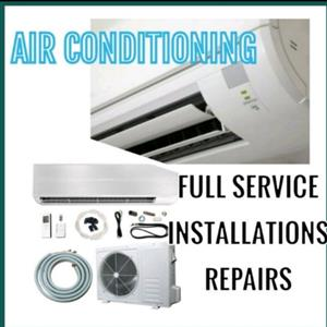 AIR CON - WE ICE OUT THE COMPETITION