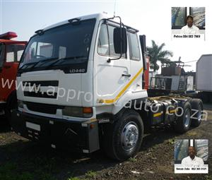 2006 Nissan UD440 Double Diff - Truck Tractor - AA2771