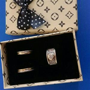 4 Gorgeous Rings for sale