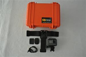 GoPro HERO 5 Black in Pelican Waterproof Case