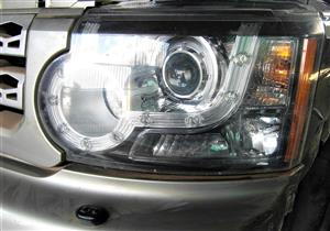 Land Rover Discovery 4 Headlights for sale | AUTO EZI