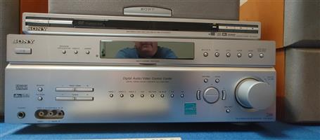 Sony HiFi/Entertainment system for sale